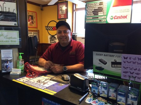 Fred Hishmeh, Owner, Lakeview Car Care